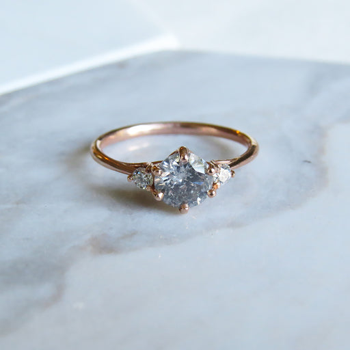 MADISON ROSE GOLD RING