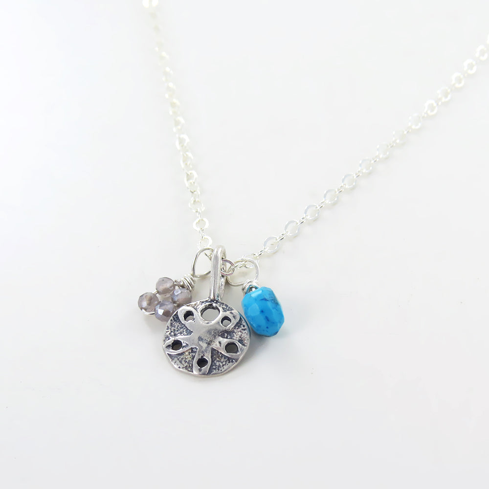 SANDDOLLAR NECKLACE