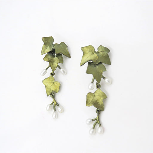 IVY STATEMENT POST EARRINGS