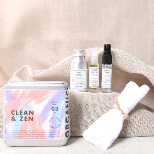 Clean & Zen Tech Kit