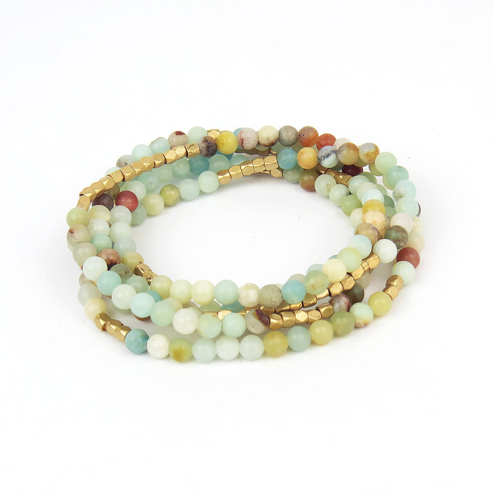 SCOUT AMAZONITE WRAP