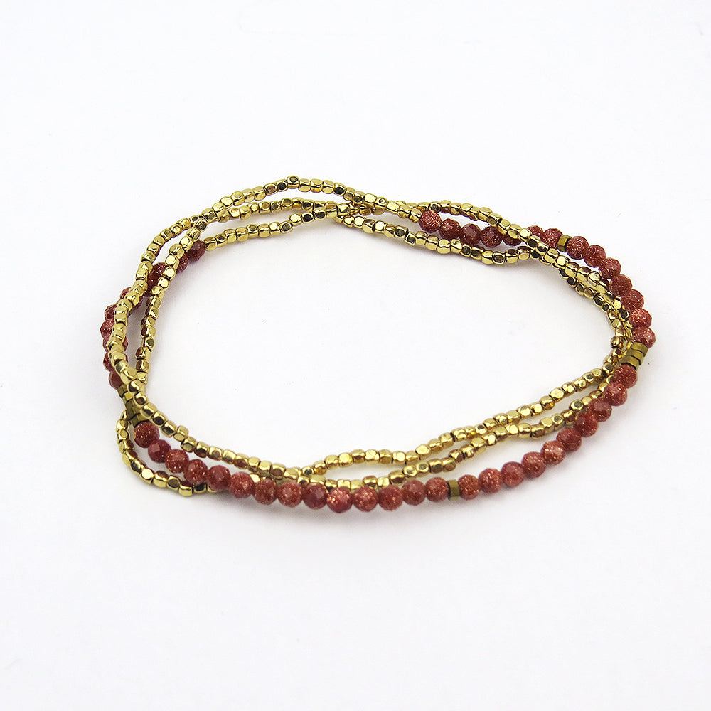 SCOUT DELICATE GOLDSTONE WRAP