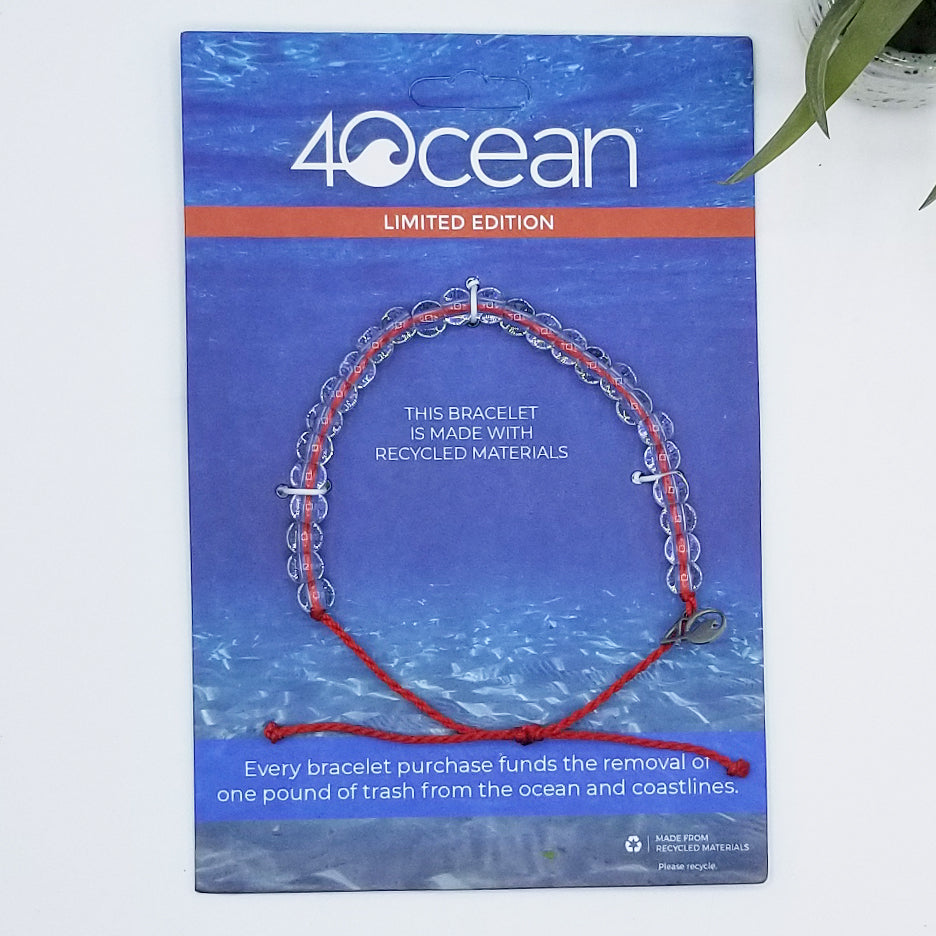 4 OCEAN SUSTAINABLE FISHING BRACELET