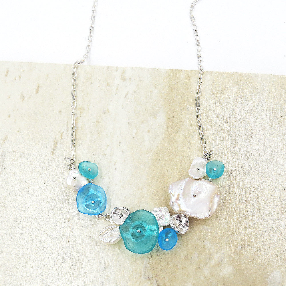 DRIFT AWAY PEBBLE NECKLACE