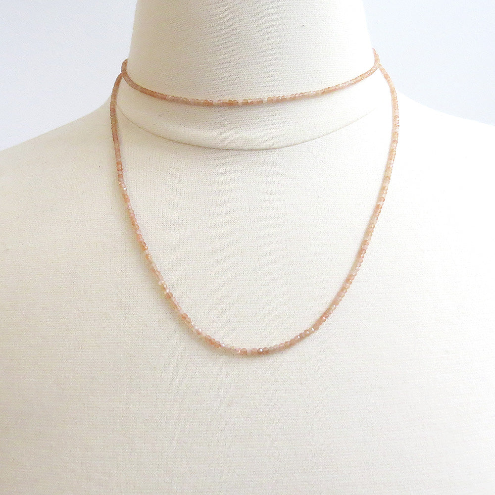 BLUSH MOONSTONE WRAP