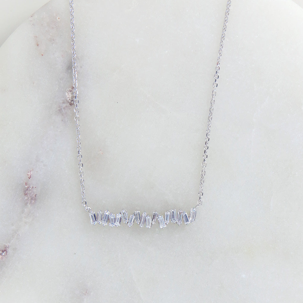 FIREWORKS BAR NECKLACE