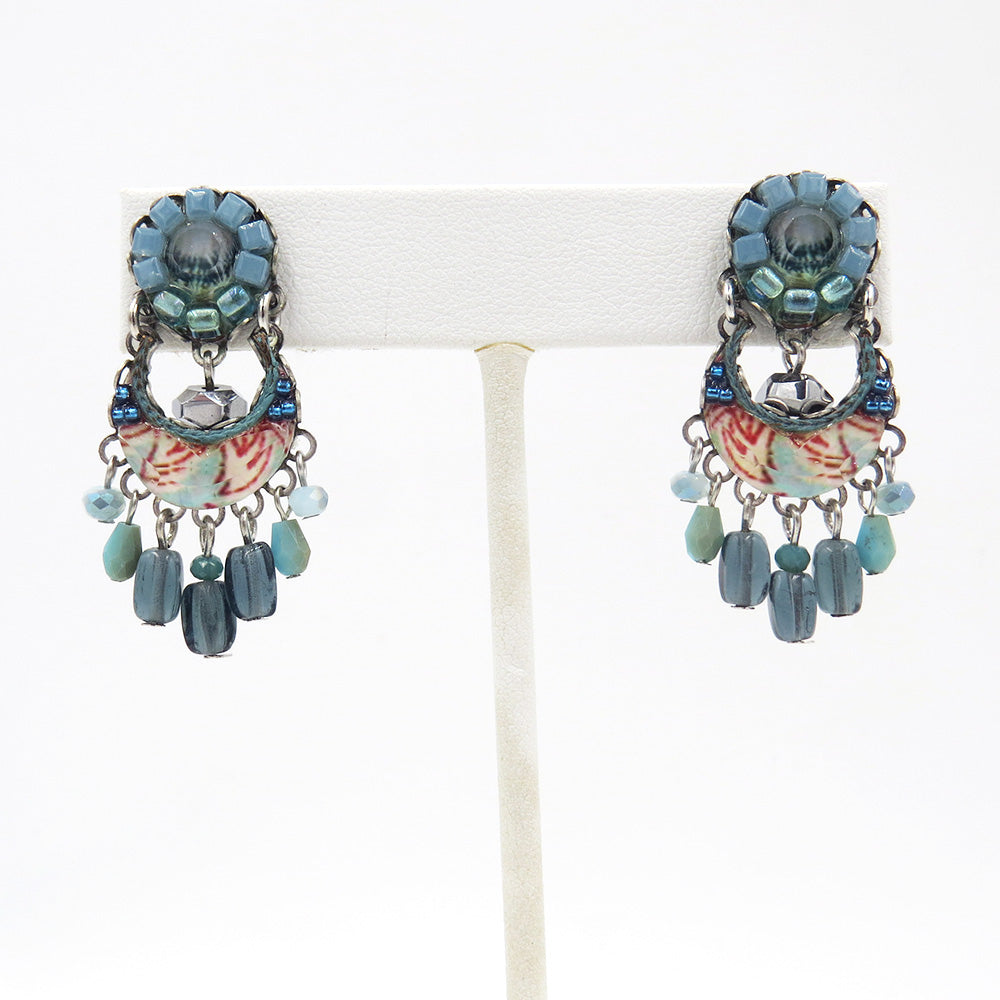 TAPESTRY DELIGHT EARRING