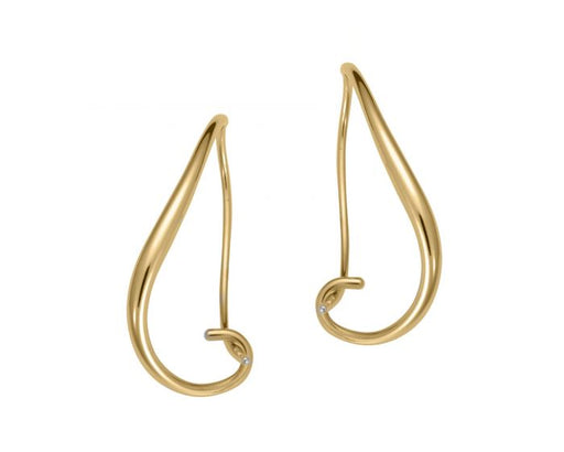 Gold Napa Earrings