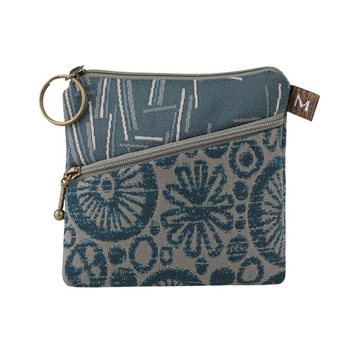Roo Pouch in Mod Blue