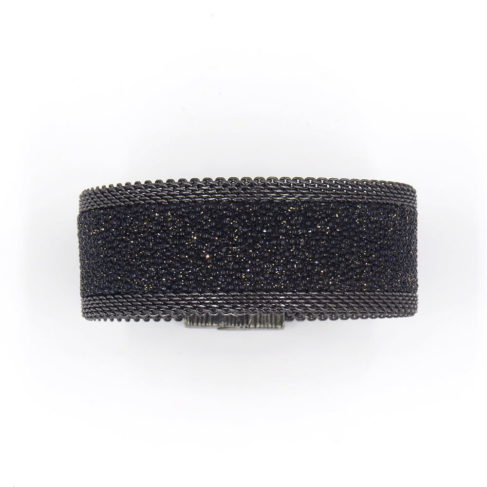 BLACK GALAXY NARROW CUFF