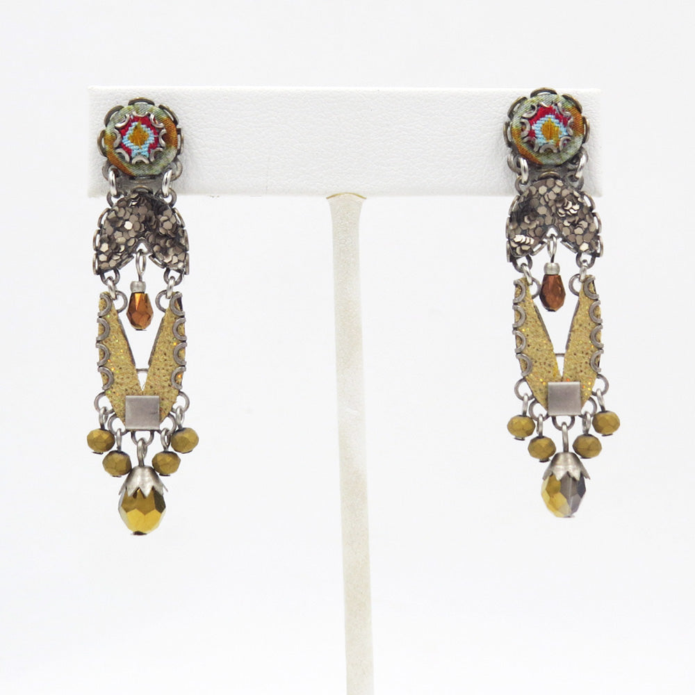 SGT. PEPPER EARRING