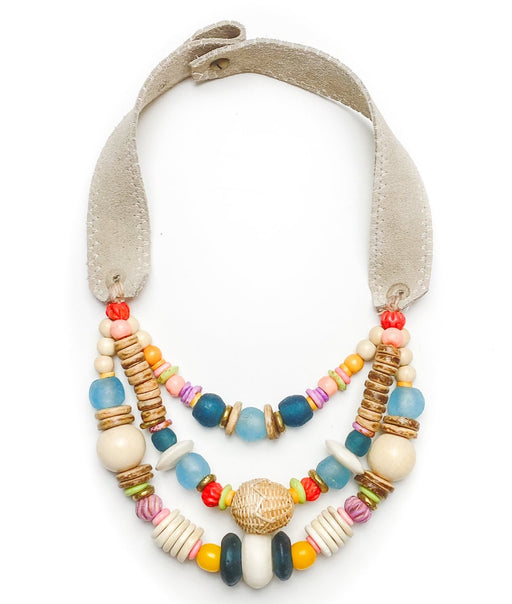 Layered Classic Necklace ~ Calypso