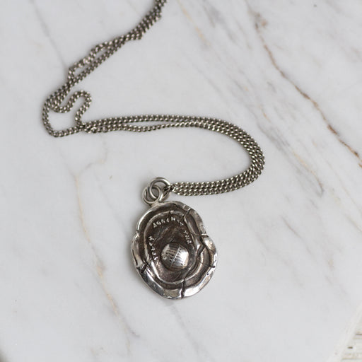 Empowered Talisman Necklace