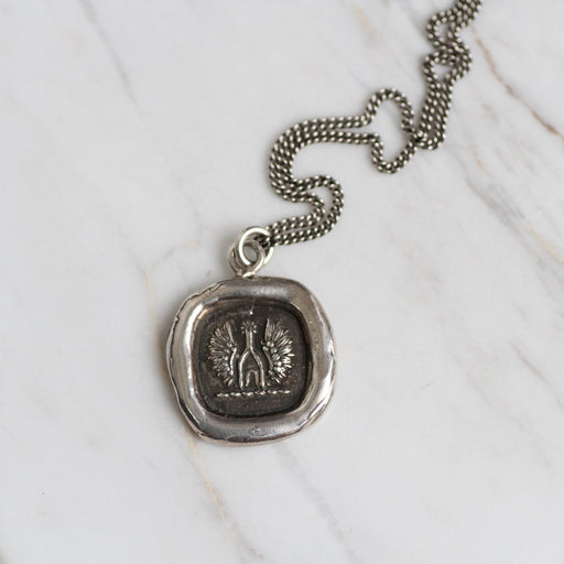 Personal Growth Talisman Necklace
