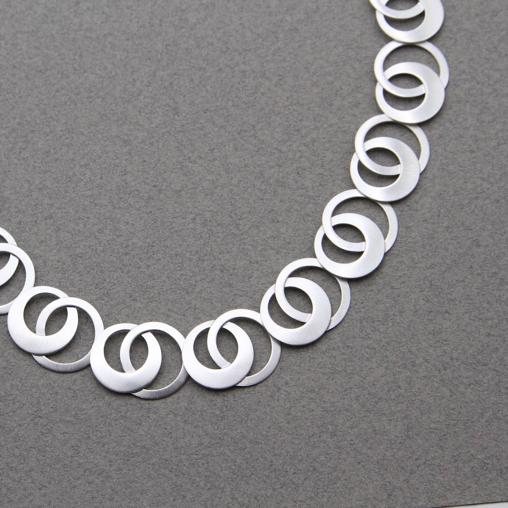 Endless Circles Necklace