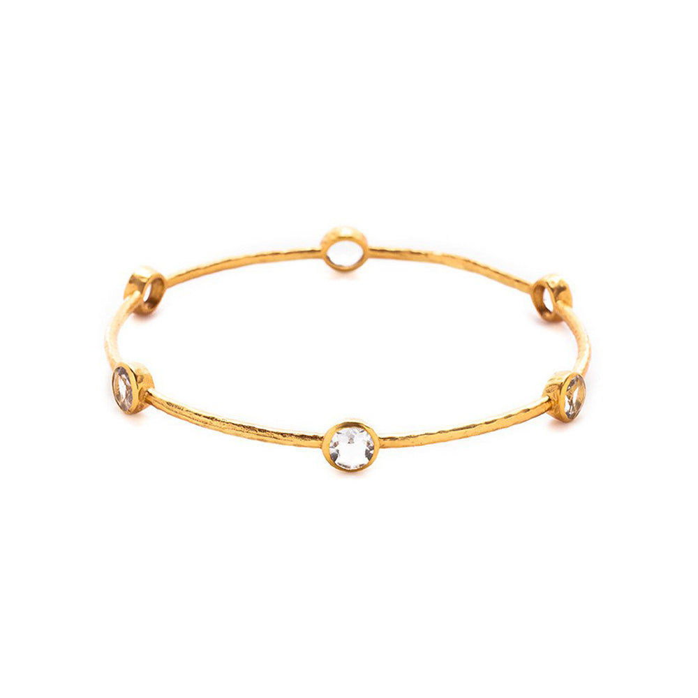 MILANO CRYSTAL BANGLE