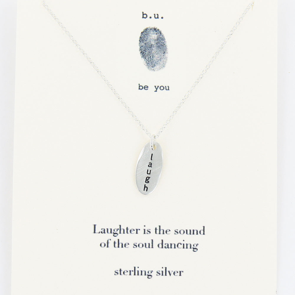 LAUGHTER NECKLACE