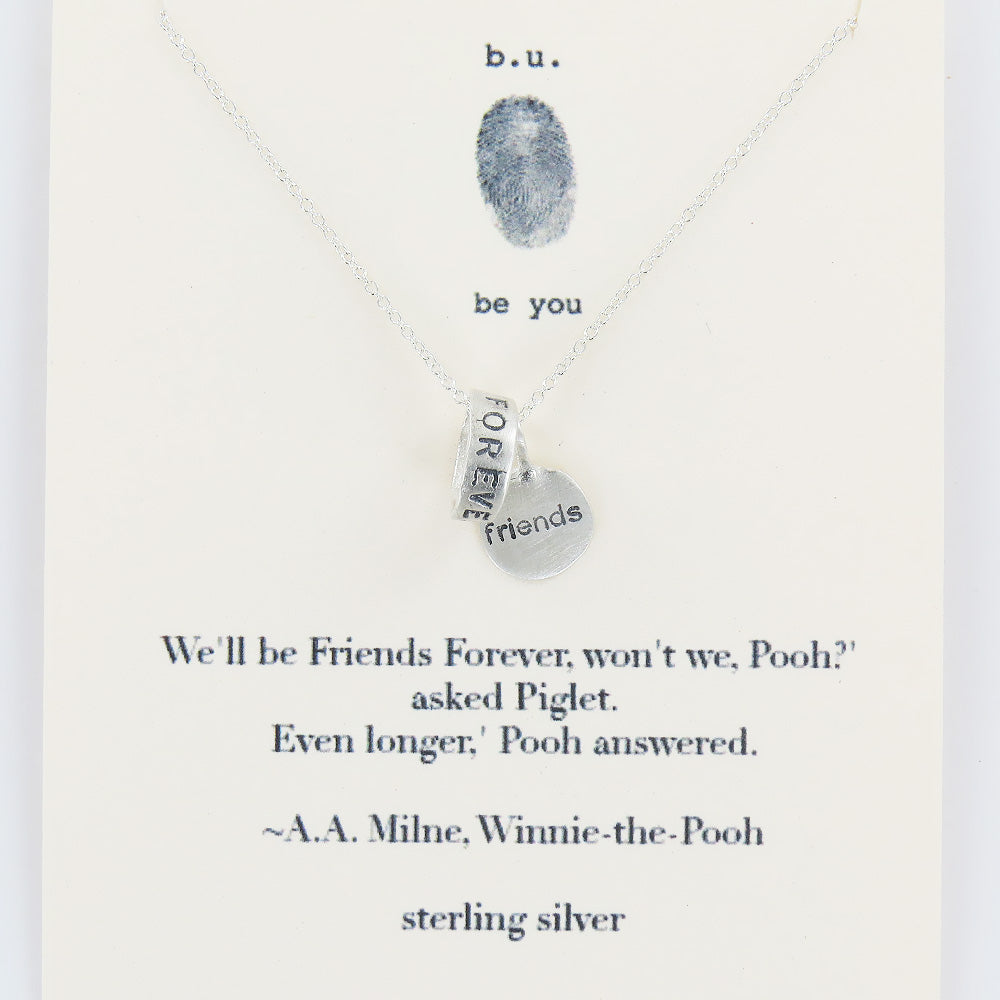 FOREVER FRIEND NECKLACE