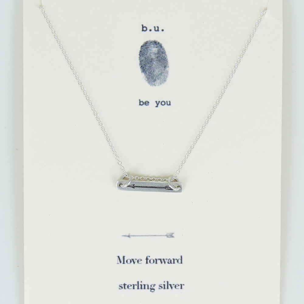 MOVE FORWARD NECKLACE
