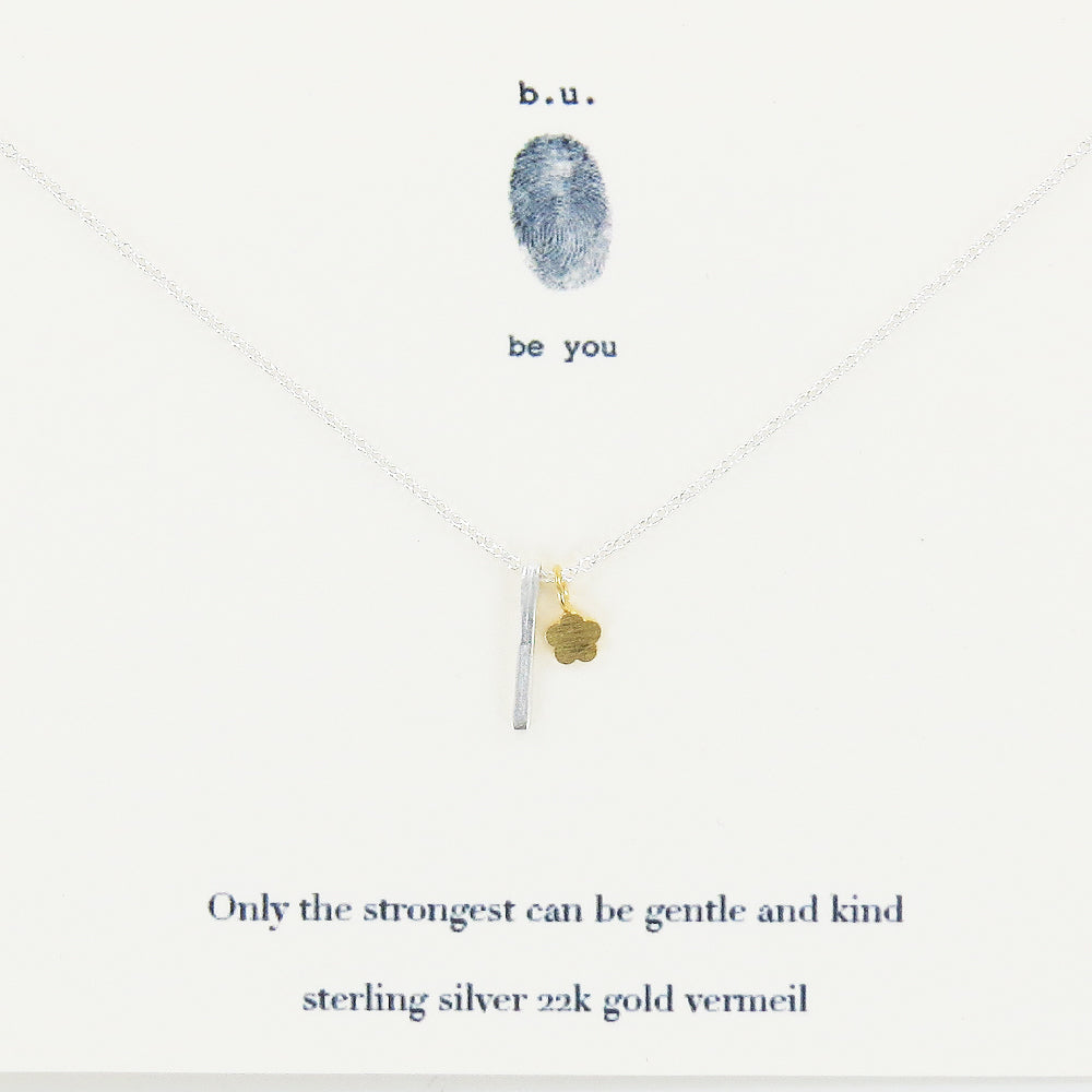 GENTLE AND KIND NECKLACE