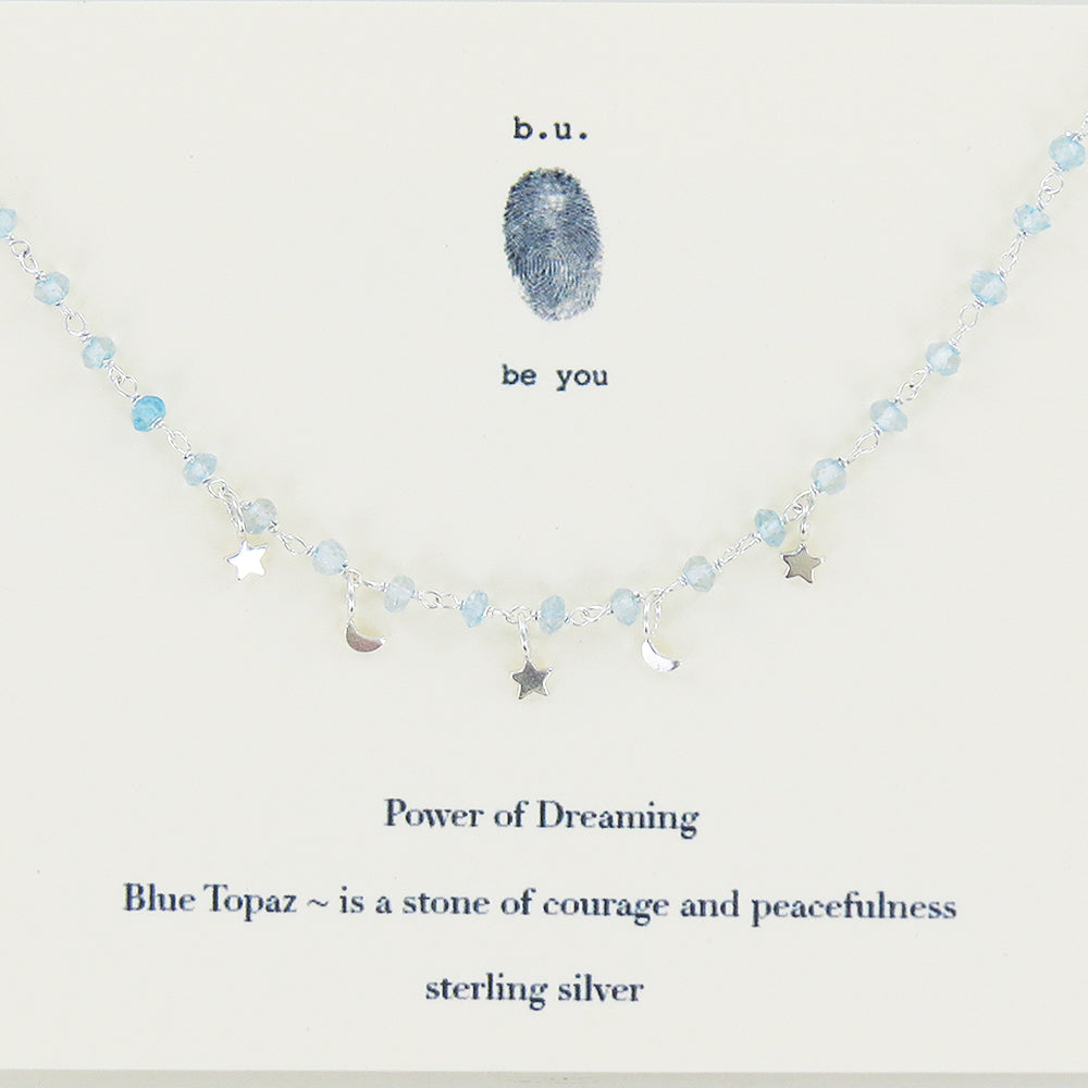 POWER OF DREAMING NECKLACE