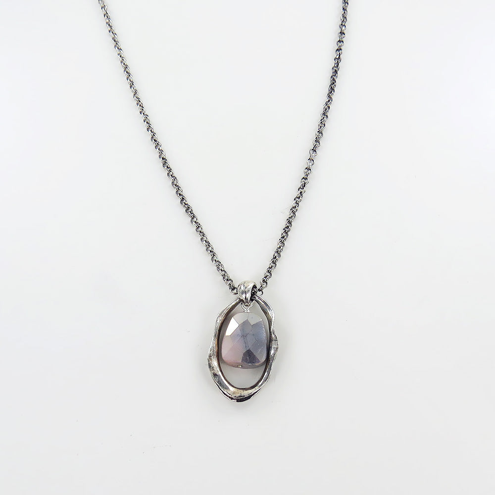 TWILIGHT MOONSTONE NECKLACE