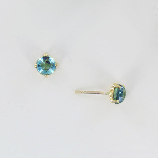 GREEN ENVY POST EARRINGS