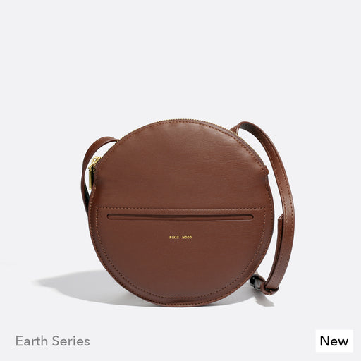 PHOEBE CROSSBODY  - DARK OAK