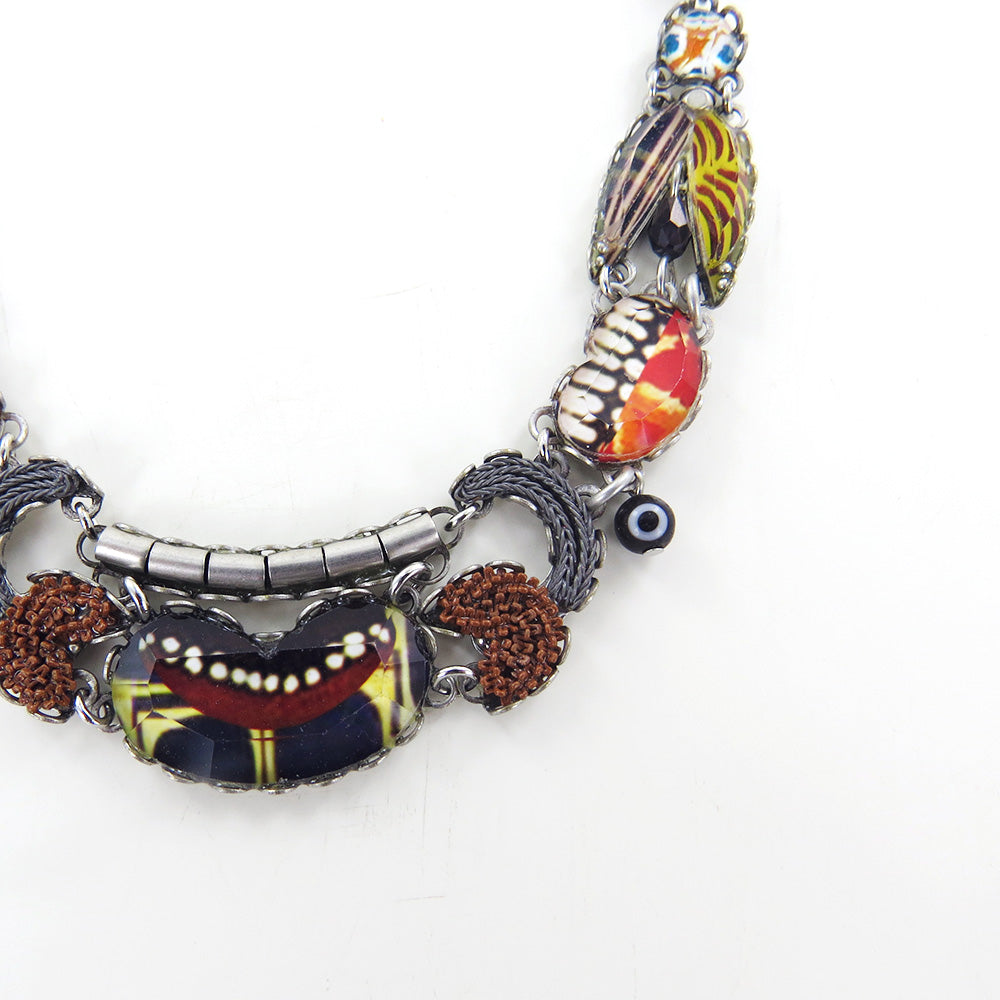 SUNDOWN CHANT NECKLACE