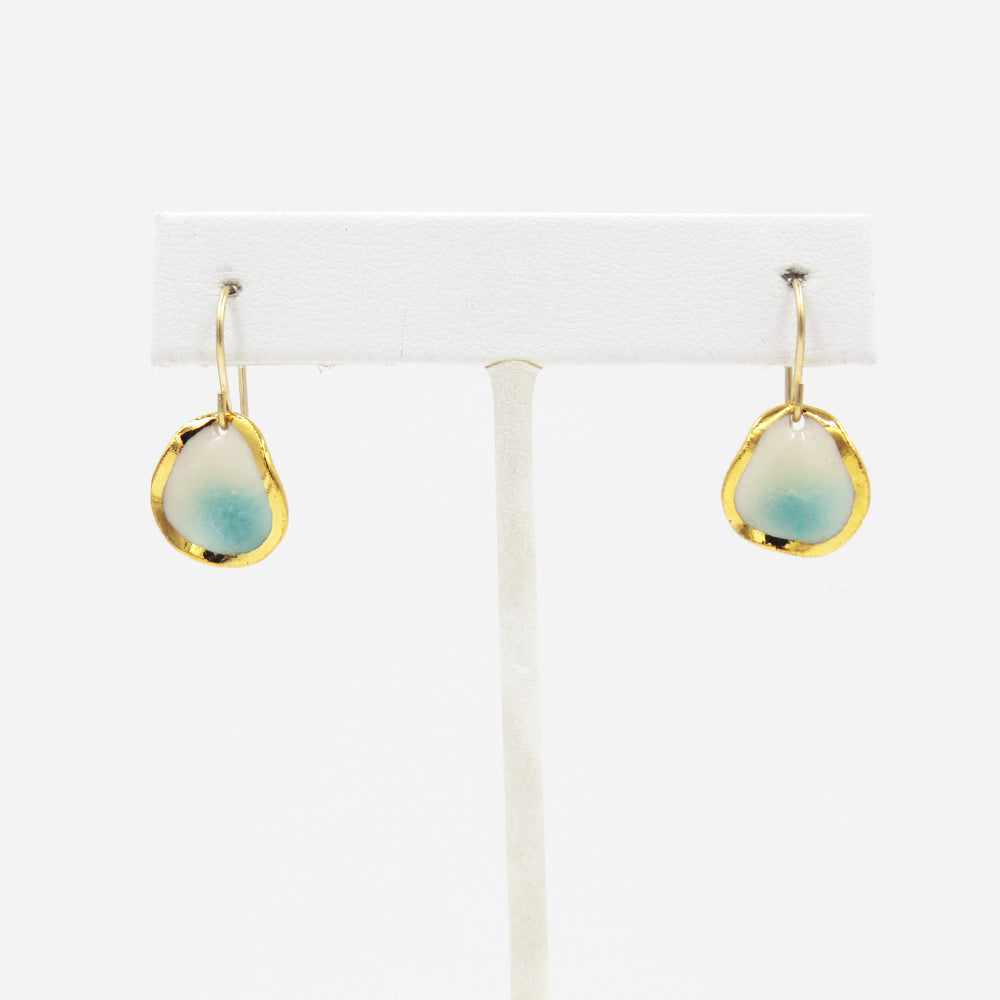 TURQUOISE SUMMER REEF EARRINGS