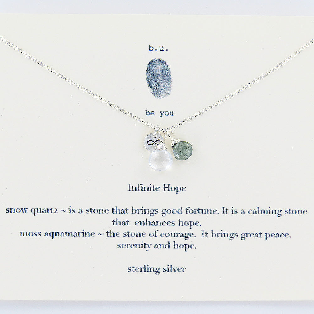 INFINITE HOPE NECKLACE