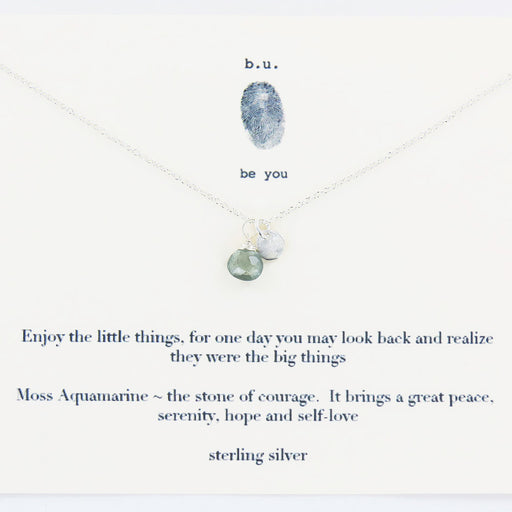 ENJOY THE LITTLE THINGS NECKLACE