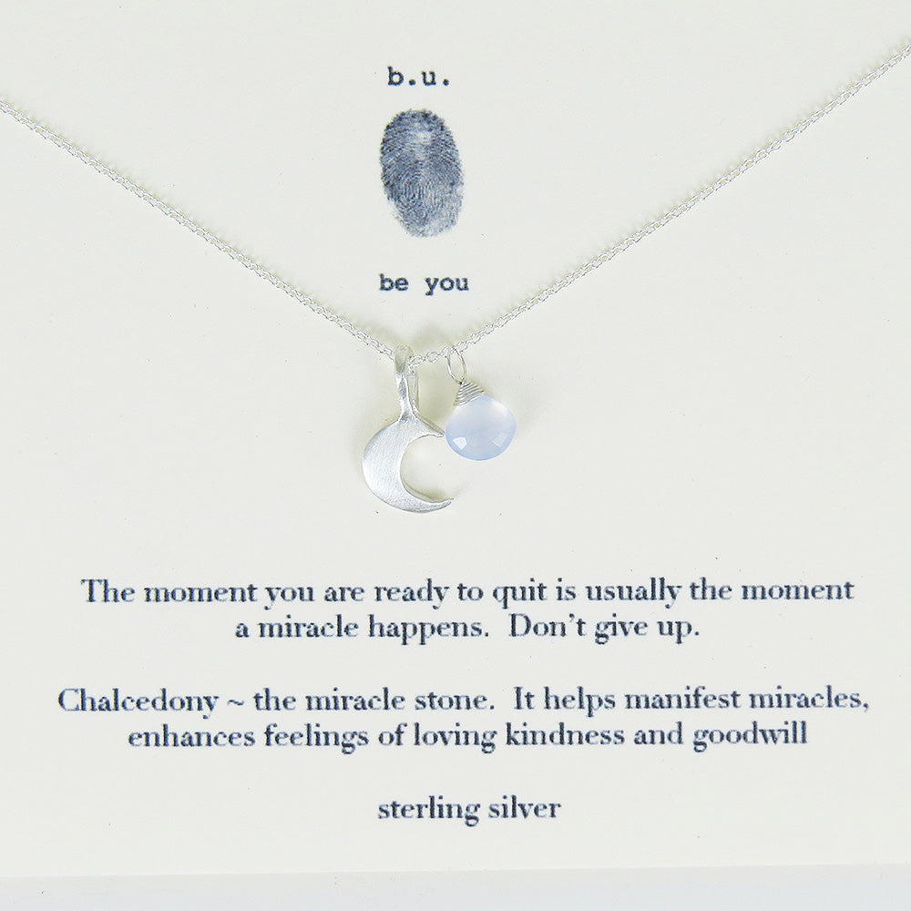 THE MOMENT YOU ARE READY NECKLACE
