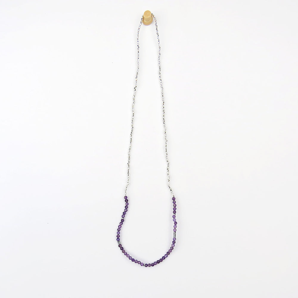 Scout Delicate Amethyst Wrap