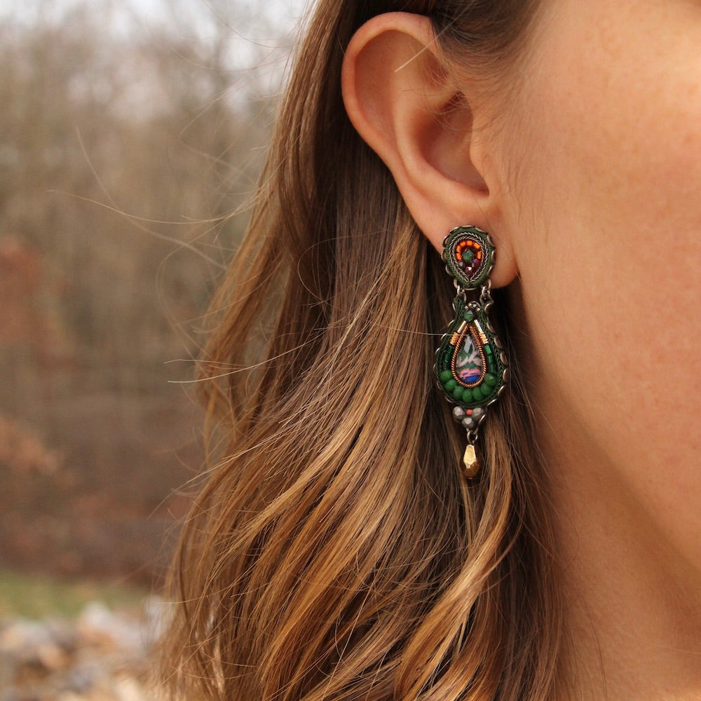 Magical Mystery Post Earring