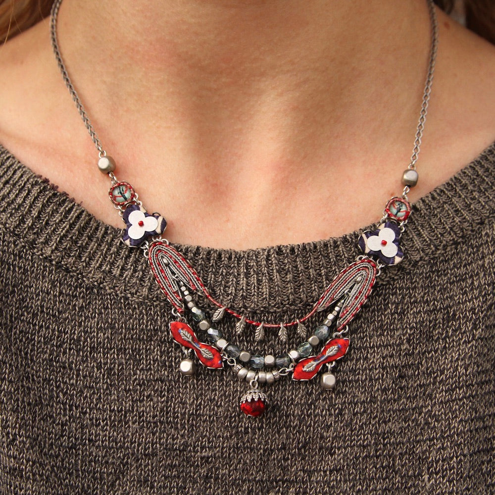 Red Rock Necklace