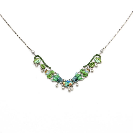 Sweet Leaf Necklace