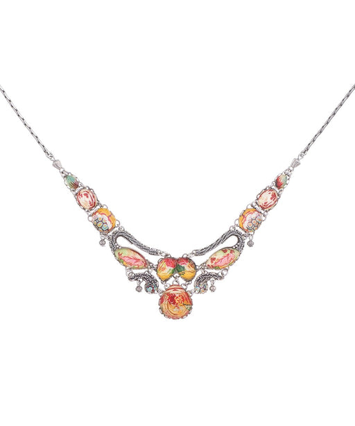 Golden Slumber Necklace - Coral Cave