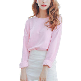Canyd Colored Sweatshirt for Women