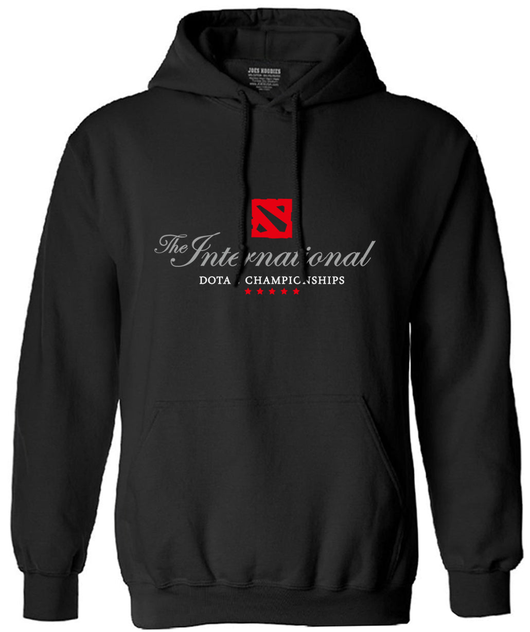 Game Dota Print Sweatshirt for Men
