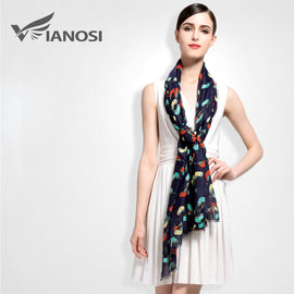 Printed Cotton Scarves for Women