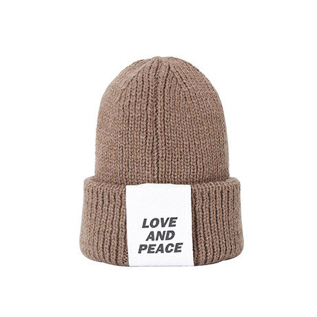 Knitted Winter Cap