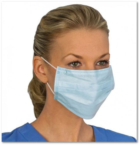 Level 1 Procedure Masks (Box of 50) by Zopec Medical