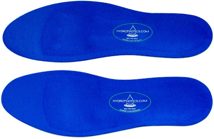 Zopec Medical Hydrothotics Dynamic Insoles - Better Stability, Posture, and All Day Foot Comfort
