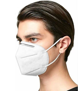 CPAP1000 KN95 Particulate Respirators (5 Layers) - Equivalent as US NIOSH N95 Performance