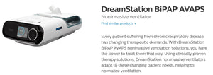 DreamStation BiPap AVAPS Machine (DSX1130T11C) with Heated Humidifier, Heated Tube, Cellular Modem by Philips Respironics