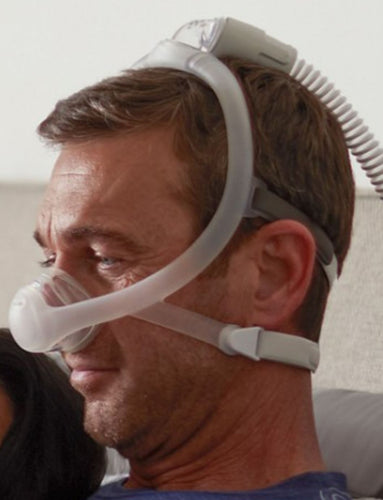 Sales Demo: DreamWisp Nasal Mask Fit-Pack by Philips Respironics