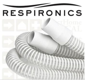 Performance White CPAP Hose (Fits all CPAP masks, 6 feet) by Philips Respironics