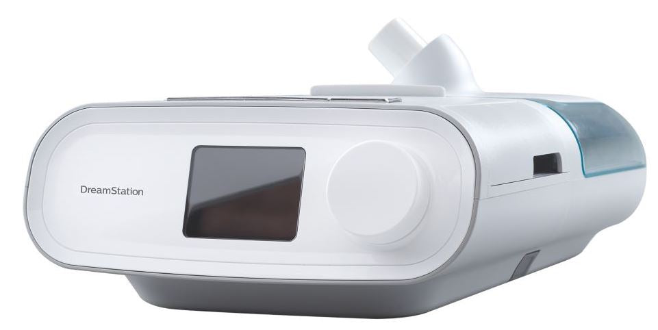 DreamStation Auto BiPap with Cell Modem, Heated Tube, Humidifier by Philips Respironics (DSX700T11C)