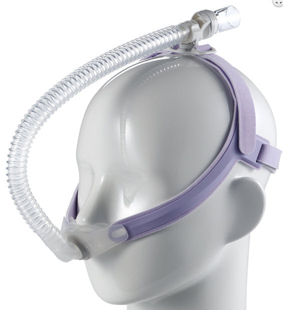 Ms. Wizard 230 Nasal Pillow Mask System (Designed for Women) by Apex Medical